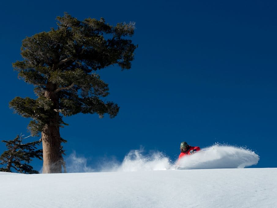 Ikon Pass Winter Lodging Discount Package in Squaw Valley Lodge, Olympic Valley