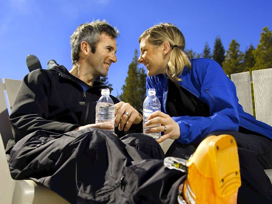 Squaw Valley Lodge, Olympic Valley offers Lake Tahoe Romantic Getaway Dining Package