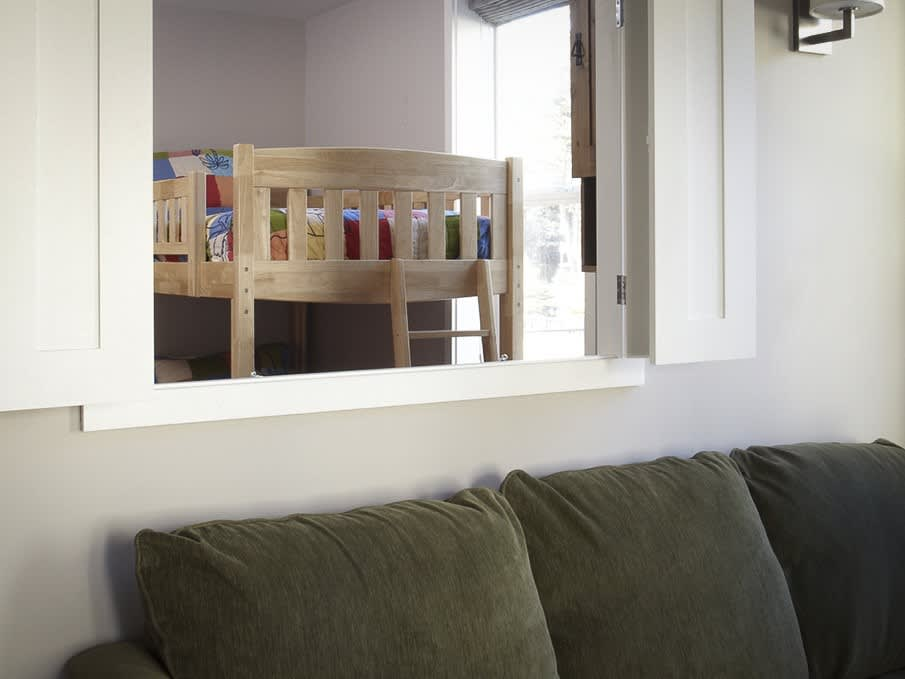 Squaw Valley Lodge, Olympic Valley offers Three Bedroom Suite with Bunk Beds