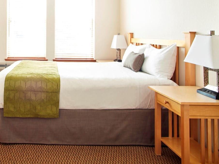 Two Bedroom Suite at Squaw Valley Lodge, Olympic Valley