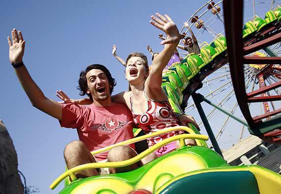 Athol Silverwood Theme Park