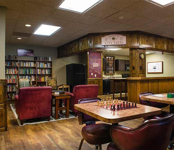 Stoneridge Resort, Blanchard Craft Game Tables