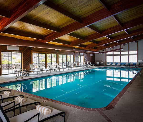 Stoneridge Resort, Blanchard Swimming Pool