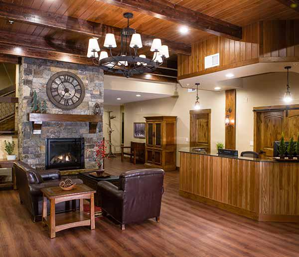Stoneridge Resort, Idaho Loft Registration Office