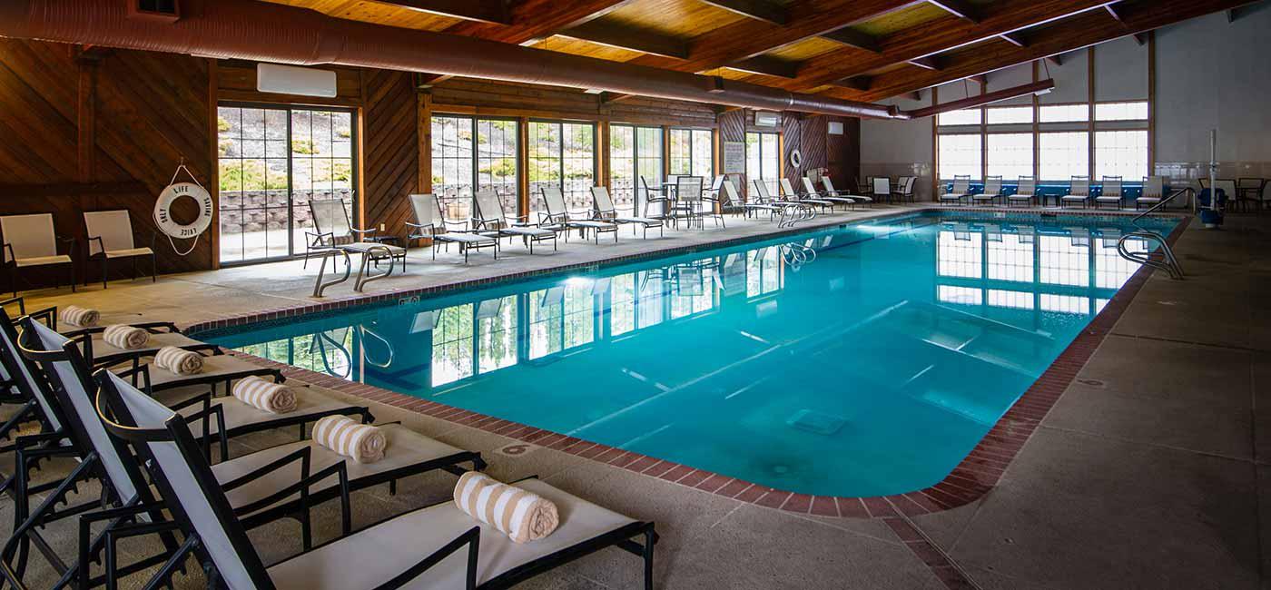 Stoneridge Resort, Blanchard Amenities