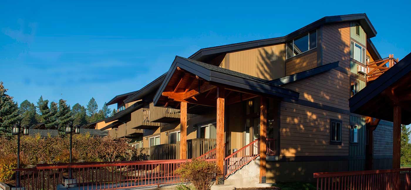 Stoneridge Resort, Idaho Condominiums