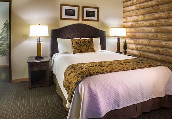 Stoneridge Resort Large One Bedroom at Blanchard