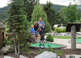 Stoneridge Resort - Family Resort With Every Amenity at Idaho