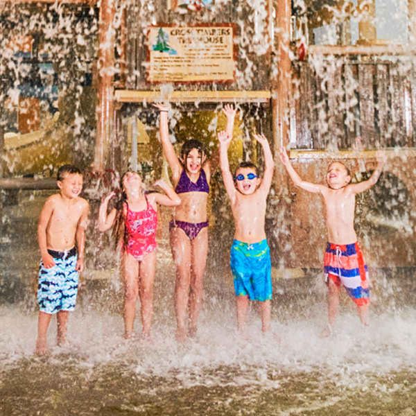 Jolly Mon Water Park Package