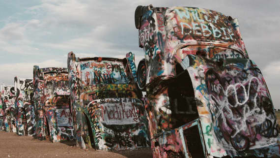 Cadillac Ranch of Amarillo
