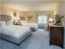 The Bellmoor Inn And Spa Rooms - Deluxe Double Queen