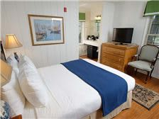 The Bellmoor Inn And Spa Rooms - Queen Garden