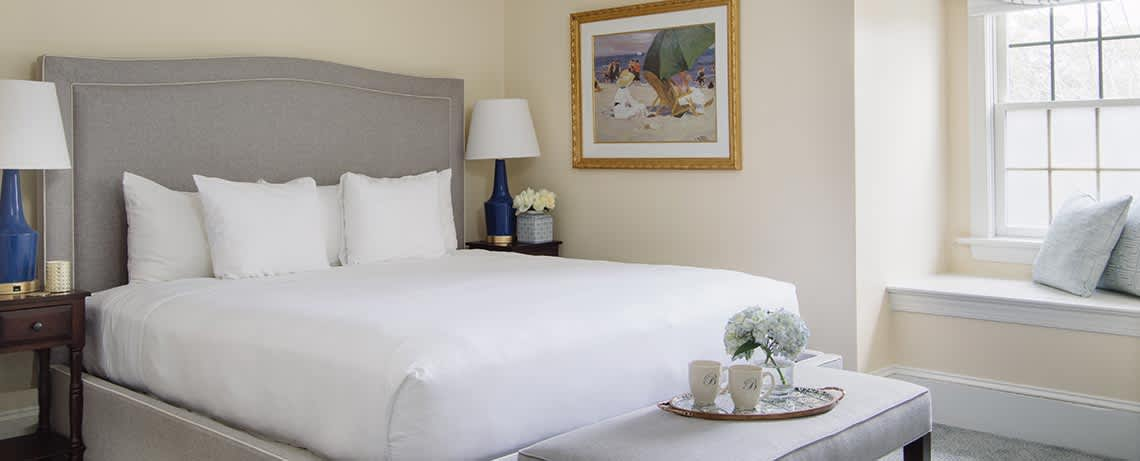 Rooms at The Bellmoor Inn and Spa Hotel, Delaware