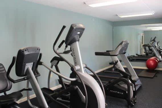 Delaware Hotel Fitness Center
