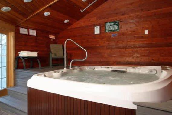 Hot Tub at Rehoboth Beach Hotel