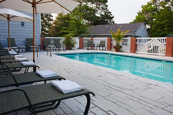 The Bellmoor Inn and Spa Hotel Outdoor Pools, Delaware