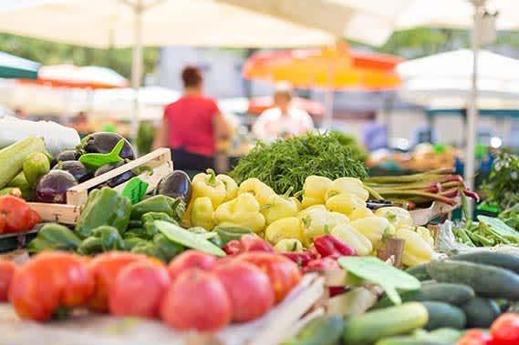 Rehoboth Beach Farmers' Market, Delaware