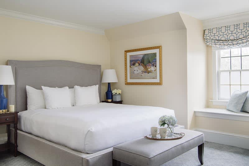 Carolina Suite at The Bellmoor Inn and Spa Hotel, Delaware