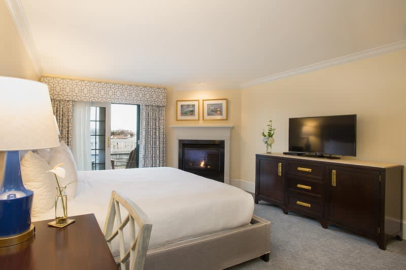 Frisco, Aspen and Jackson Suites at The Bellmoor Inn and Spa Hotel, Delaware