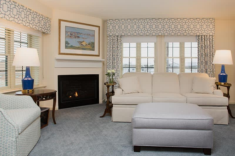Junior Suite at The Bellmoor Inn and Spa Hotel, Delaware