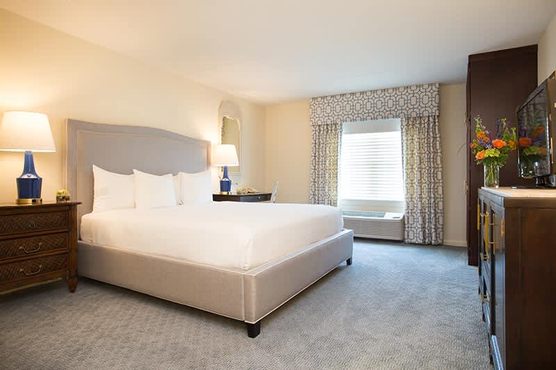 The Bellmoor Inn and Spa Hotel, Delaware Deluxe King ADA Room