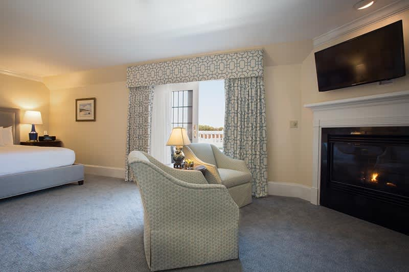The Bellmoor Inn and Spa Hotel, Delaware Rodney Suite