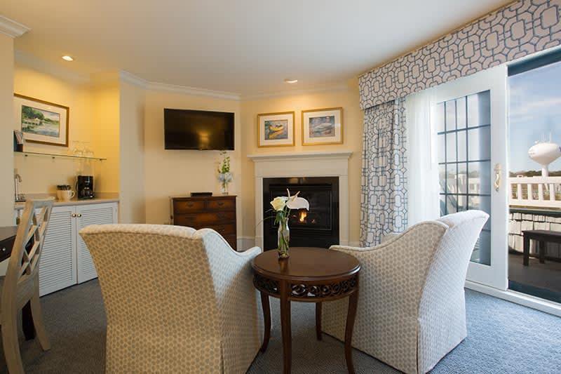 The Bellmoor Inn and Spa Hotel, Delaware Webster and Holloway Suites