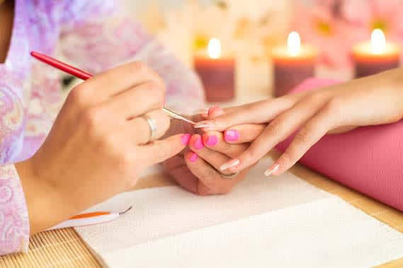 Rehoboth Beach Hotel Microdermabrasion with Manicure