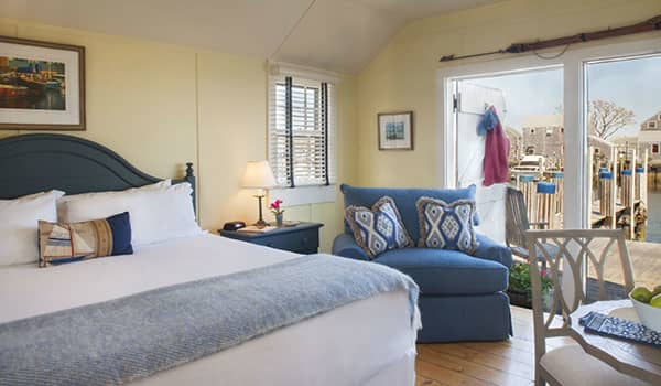 The Cottages & Lofts at the Boat Basin Studio Cottage at Nantucket