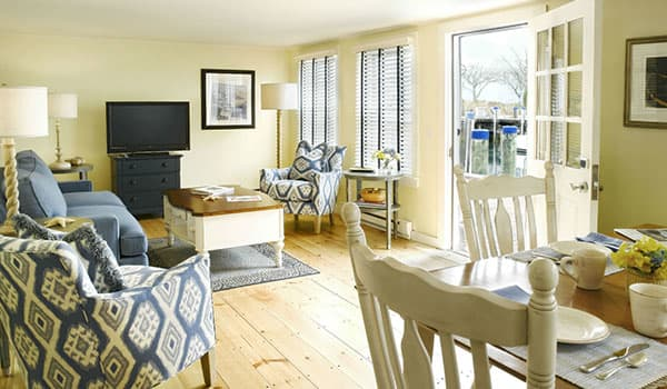 The Cottages & Lofts at the Boat Basin Three Bedroom Cottage at Nantucket