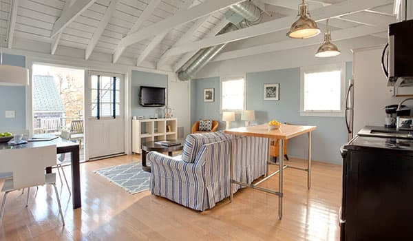 Two Bedroom Lofts at The Cottages & Lofts at the Boat Basin, Massachusetts
