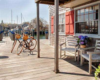 The Cottages & Lofts at the Boat Basin - Nantucket