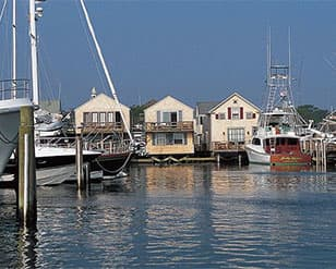 The Cottages at Nantucket Boat Basin Hottest Dates, Coolest Rates