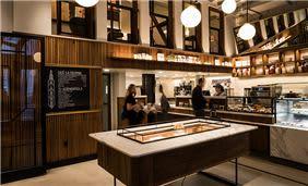 The Evelyn Hotel Restaurant - Leonelli Focacceria e Pasticceria