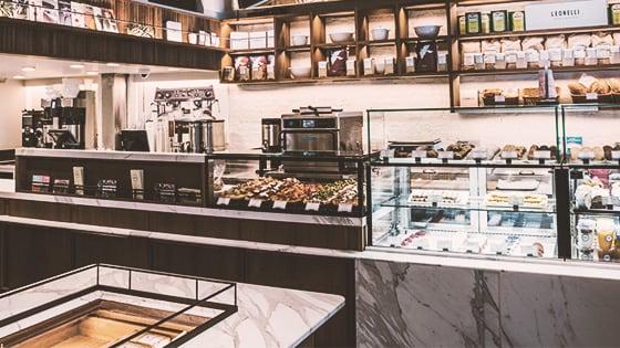 New York Leonelli Focacceria Pasticceri Restaurant
