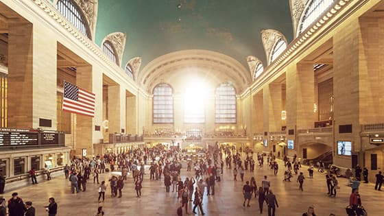 Midtown Manhattan & Grand Central Tour offered by New York Hotel