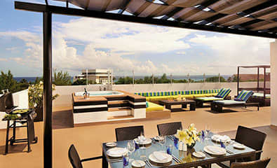 The Fives Beach Hotel - 3 Bedroom Penthouse