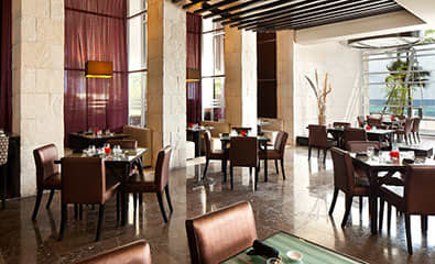 The Fives Beach Hotel - FLAVOURS - World Cuisine