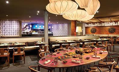 The Fives Beach Hotel - OKA Sushi Bar