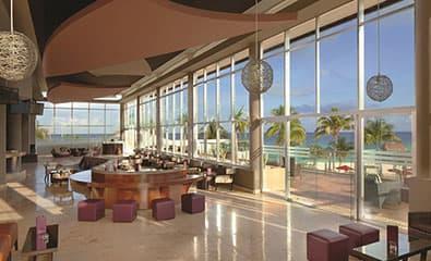 The Fives Beach Hotel - Zky - Lobby Lounge & Bar