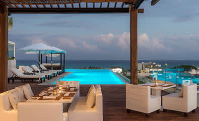 The Fives Downtown Hotel - Purobeach Restaurante