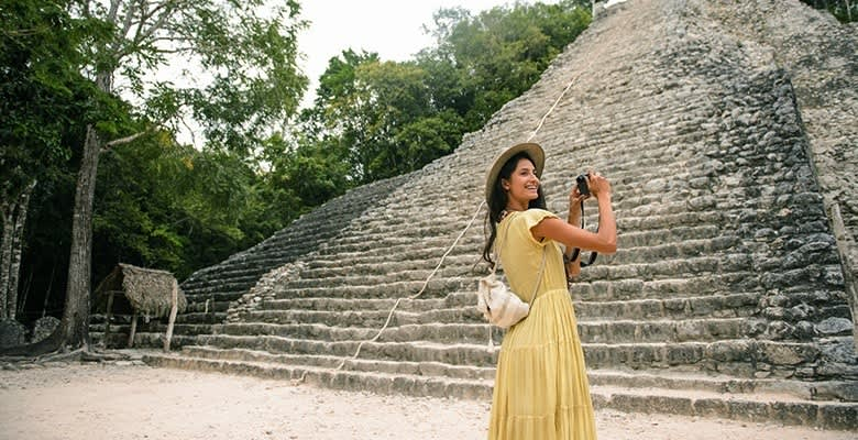 Coba in Mexico