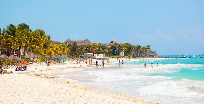 Hotels in Playa del Carmen