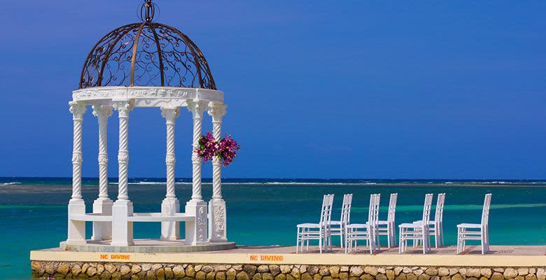 Sea Pier at Quintana Roo