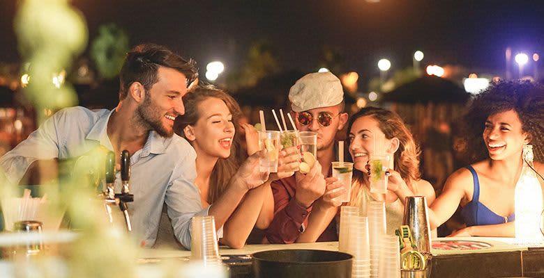 Wine Bar at Quintana Roo