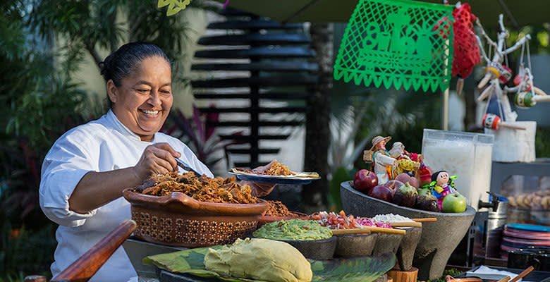 Gourmet Corner at Quintana Roo