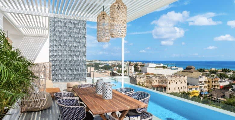 The Five Downtown Hotel & Residences, Playa del Carmen