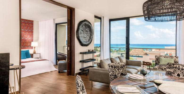 The Fives Downtown Hotel & Residences, Playa del Carmen