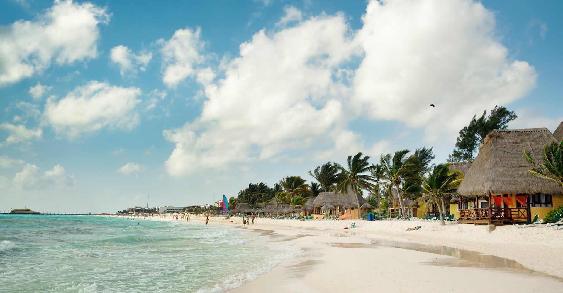 Playa del Carmen Hotels, Mexico