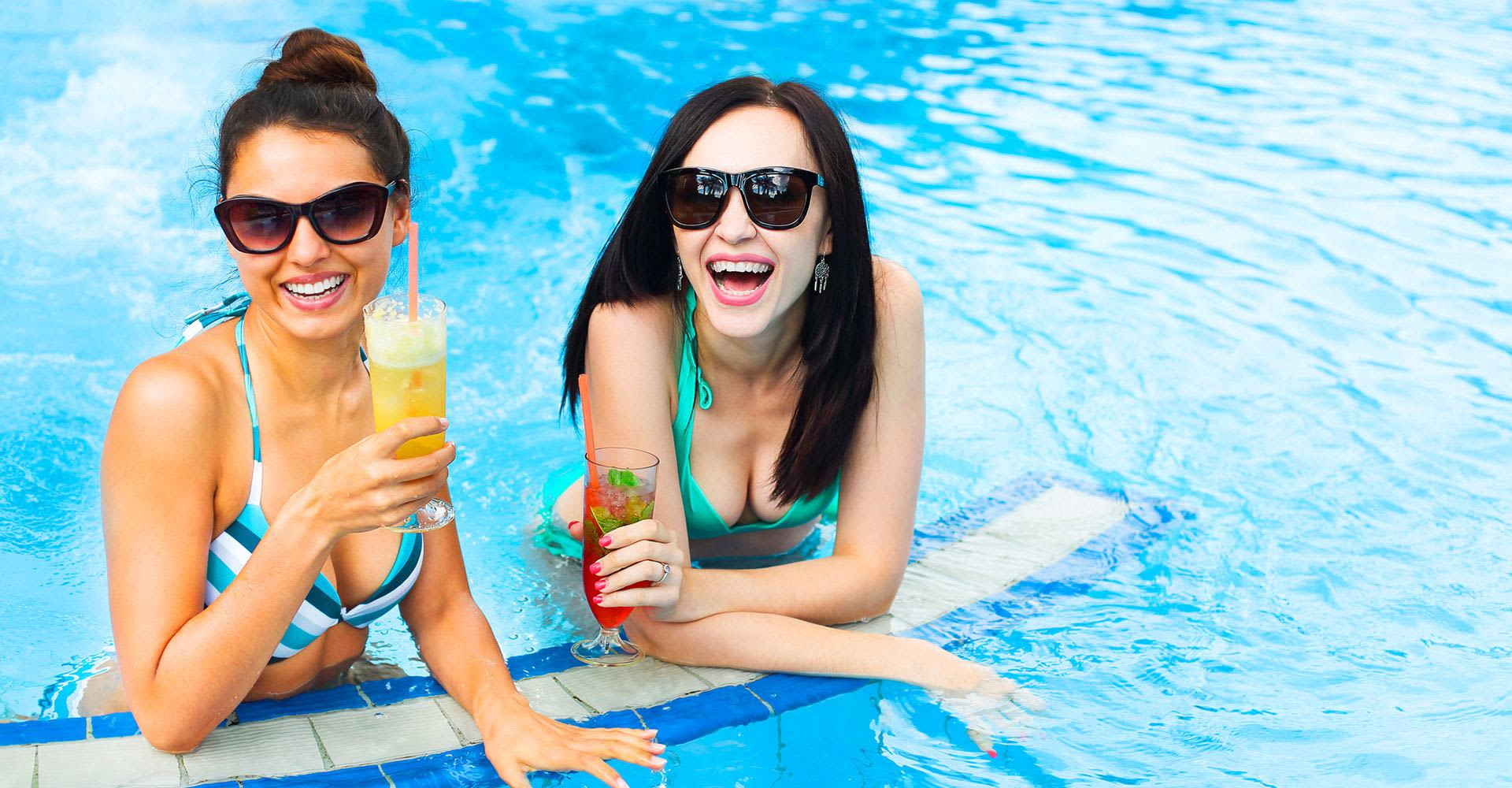 Pool & Lobby Bars at Quintana Roo